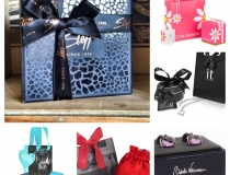 GIFT PACKAGING – BOXES/POUCHES/BAGS