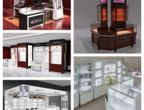 JEWELLERY SHOWCASES/COUNTERS/SHOP FITTINGS