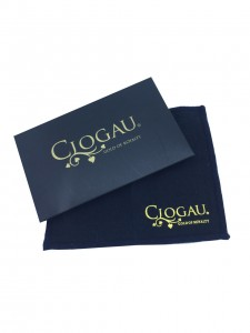 Clogau cleaning cloth